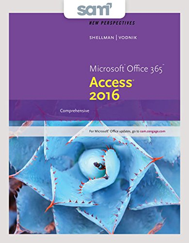 Bundle: New Perspectives Microsoft Office 365 & Access 2016: Comprehensive, Loose-leaf Version + LMS Integrated SAM