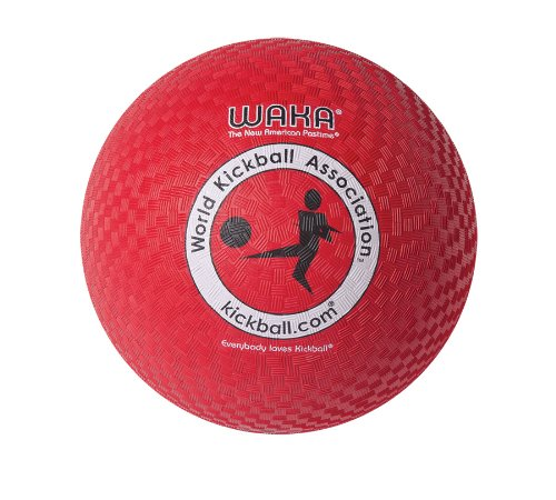 WAKA Official Kickball - Youth 8.5'' by WAKA