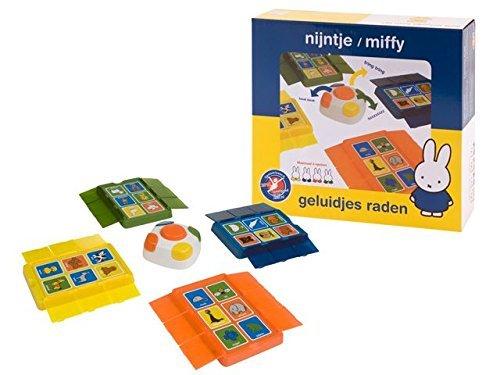 RUBOTOYS Guess Nijntje Sounds Game by RUBOTOYS