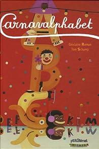 Carnavalphabet par Ghislaine Roman