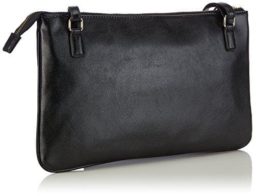 blugirl handbags Clutch - Cartera de mano con asa para mujer Black
