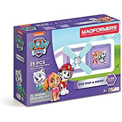 Paw Patrol 25Pc Pup & Away Set (Amazon Exclusive)