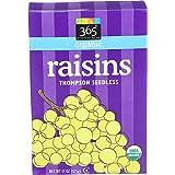 365 Everyday Value Organic Raisins, 15 oz