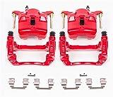 pontiac vibe brake caliper - Power Stop (S2698) Performance Calipers, Front