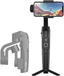 Moza Mini-S - Estabilizador para Smartphone, Color Negro: Amazon ...