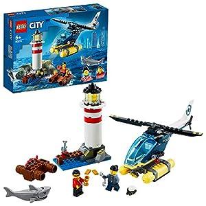 LEGO 60274 Police Lighthouse Capture