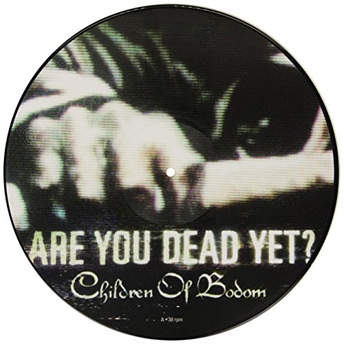 Vinilo : Children of Bodom - Are You Dead Yet (Limited Edition, Picture Disc Vinyl LP)
