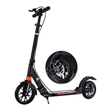 Patinetes Black Adult Kick Scooter - Scooters Urbanos, No ...