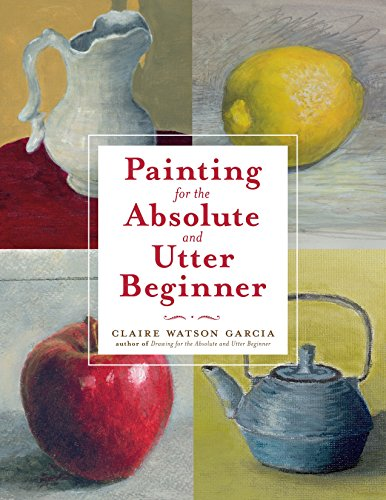 Painting for the Absolute and Utter Beginner (Easy Acrylic Painting Ideas For Beginners On Canvas)