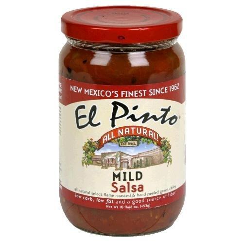 el pinto mild salsa - 8