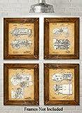 Original John Deere Tractors Patent Art Prints Review and Comparison