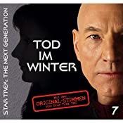 Tod im Winter 7 (Star Trek - The Next Generation) | Michael Jan Friedman