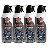 PC Hardware : Falcon Dust-Off Professional Electronics Compressed Air Duster, 12 oz (12 Pack)