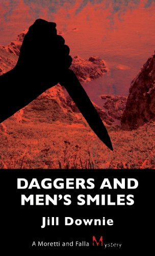 book cover of Daggers and Men\'s Smiles