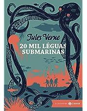 20 mil léguas submarinas: edição bolso de luxo (Clássicos Zahar)