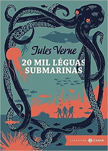 livro 20000 leguas submarinas