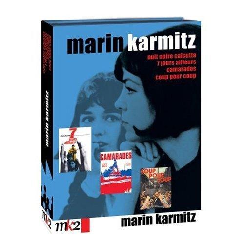 Marin Karmitz Collection (Nuit noire, Calcutta / 7 jours ailleurs / Camarades / Coup pour coup) [Region 2]