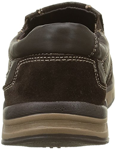 Rohde Men's Fabriano Boat Shoes Marron (Noix) k80Hf