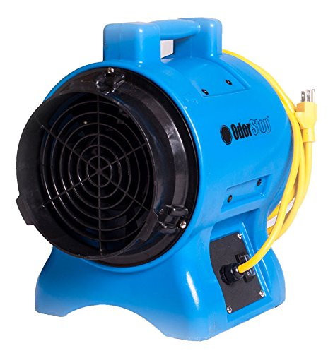 Axial Blower Ventilation (Odorstop OS800 8