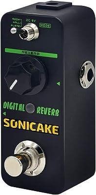 SONICAKE Digital Reverb Pedal