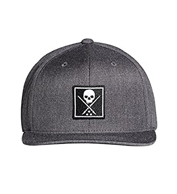 Sullen Men's Collective Snapback Hat Gray from Sullen Clothing