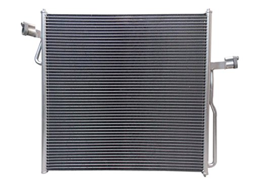 Sunbelt A/C AC Condenser For Ford Ranger Mercury Mountaineer 4821 Drop in Fitment