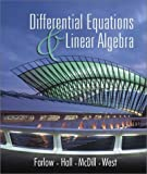 img - for Differential Equations and Linear Algebra by Jerry Farlow (2001-09-18) book / textbook / text book