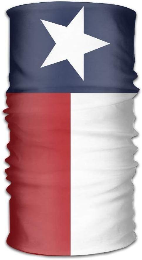 KLR6SYUI-T Texas State Flag Sombreros mágicos multifuncionales 12-en-1 Hombres y Mujeres Bufanda de Tubo Mascarilla Diademas Cuello Polaina Bandana Pasamontañas Casco: Amazon.es: Deportes y aire libre