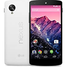 LG Google Nexus 5 D820 16GB Unlocked GSM 4G LTE Quad-Core Smartphone, White w/8MP Camera (Certified Refurbished)