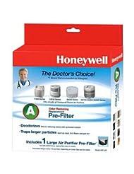 Honeywell HRF-AP1 Filter A Universal Carbon Pre-filter, Pack ...