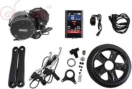 Kit de vélo électrique Bafang BBS02 48 V 750 W 8fun 68 mm, avec ...