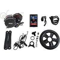 Latest bbs0248V 750W 8Fun bafang moyen Moteur ebike Bicycle Kit BB: 68mm avec écran Colour