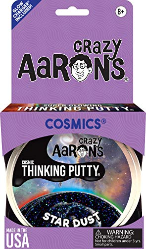 Crazy Aaron's Thinking Putty, 3.2 Ounce, Cosmic Star Dust by Crazy Aaron's (Image #5)