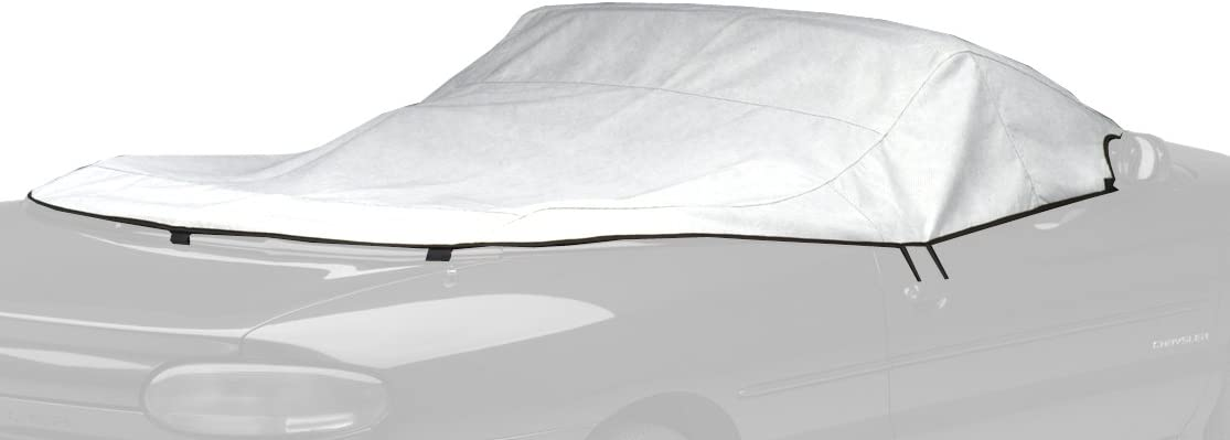 Covercraft Custom Fit WeatherShield HP Series Convertible Interior Cover, Gray