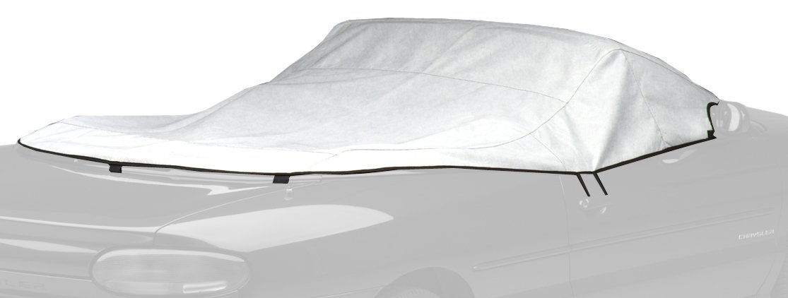 Covercraft Custom Fit WeatherShield HP Series Convertible Interior Cover Black IC3023PB