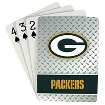 Houston Texans Playing Cards Diamond Plate