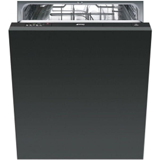 Smeg ST521 Totalmente integrado 12cubiertos A+ lavavajilla ...