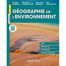 Géographie de l'environnement (Portail) (French Edition)