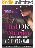 Dial QR for Murder: Interactive Digital Age Cozy Component
