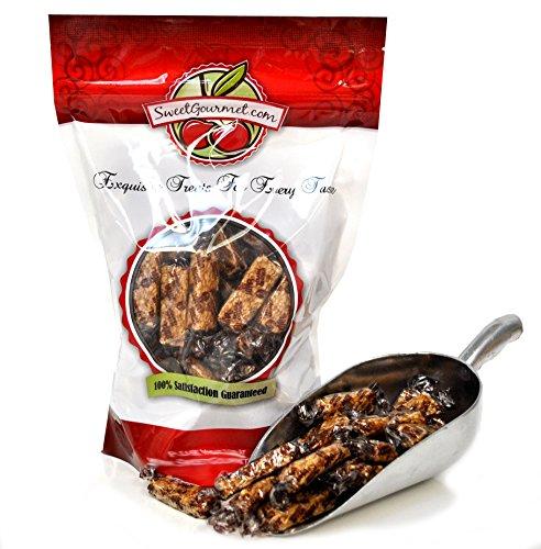 SweetGourmet Joyva Sesame Honey Crunch, 16 oz (Sesame Seed Candy)