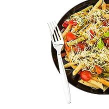 Restaurantware 250 Count Argento Fork, 7-Inch, Silver