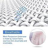 Disposable Postpartum Underwear 10 Pack Mesh