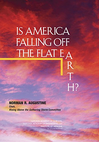 Is America Falling Off the Flat Earth?