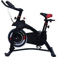 Endless EL-7141 Steel Spinning Bike (Red/Black)
