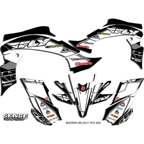 senge outlet outlet Senge Graphics All Years Yamaha Raptor 250, 13 Fly Racing  senge outlet