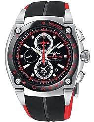 Seiko Mens SNA749 Sportura Formula One Honda Racing Watch