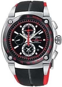 Seiko Men's SNA749 Sportura Formula One Honda Racing Watch
