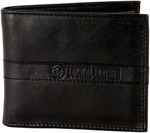 Logical Leather Bifold Wallet