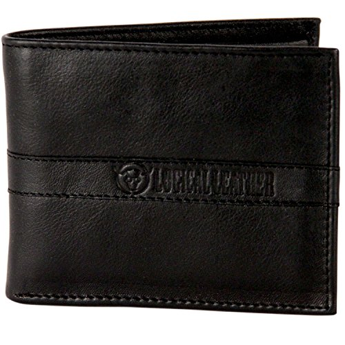 Logical Leather Bifold Wallet product image