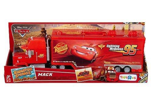 (Disney Pixar Cars Mack Playcase)
